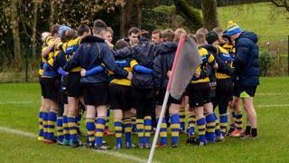 2/3/19 Armagh U14 - Ulster Carpets League