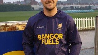 Tom Rock joins Bangor in coaching coup