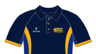 BRFC 'Upritchard 50' polo shirts