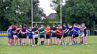 16/7/19 Pre-season training gets up to speed