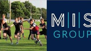 MIS Group - U16 Sponsors