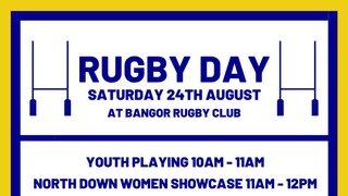 Bangor Rugby Showcase Day