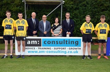 U16 with am: consulting
