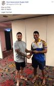 Logan Norman impresses for Niue
