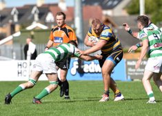 Early exit for Bangor in Senior Cup