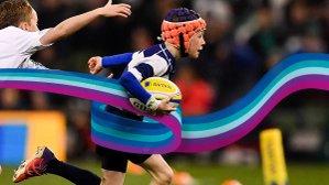 Aviva Mini Rugby festival 2019
