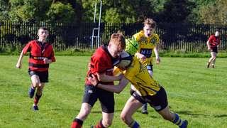 12/10/19 U16s v Carrickfergus