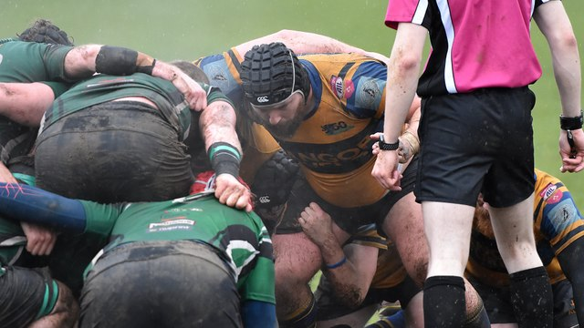 Derry delight despite Dennis deluge