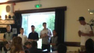 Junior Presentation 2016