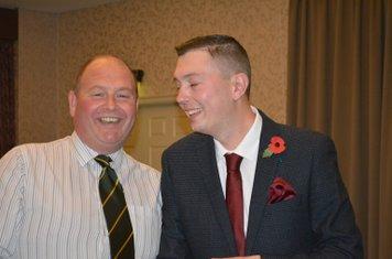 Mick Hampson - 3rd XI Players Award