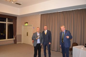 Owen Jervis - President's Award