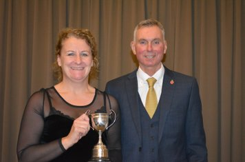 Lindsey Ball - Clubman Of The Year