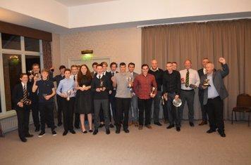 Award Winners of 2016