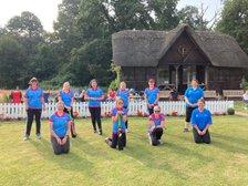 Clumber Storm Host Women & Girls Cricket Matches