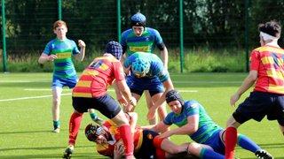 U18s take eye off the ball against West