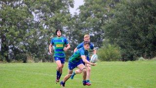 Hamilton vs Ecole de rugby du pic Saint Loup