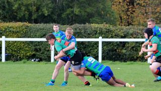 Under 18s hit teamwork targets in attack