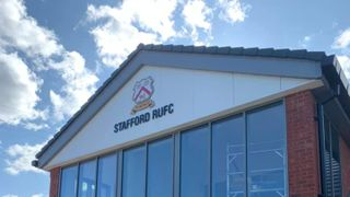 Stafford RUFC has a new home.