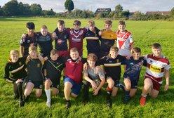 Under 13's - Ashton v St Pats