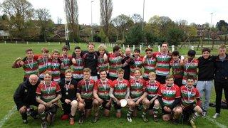 Cheshire Bowl Winners 2016