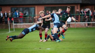 Lichfield Lose to Dudley Kingswinford