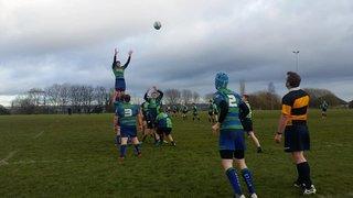 U18s get back into scoring ways
