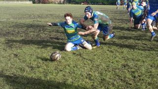 U18s lose on paper but win as a squad