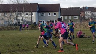 Under 18s widen their game to great effect