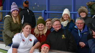 Kirsty Carlos 1st Cap for England Ladies Deaf Team ~ 27 January 2019