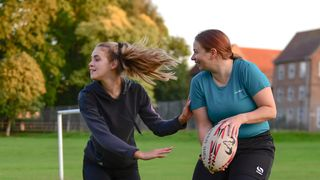 Chard U18 Girls Training Session ~ 13 August 2019