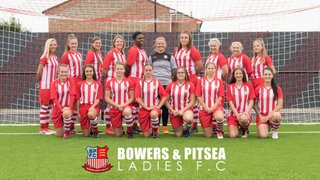 Bowers & Pitsea Ladies 3 St Ives Town Ladies 2