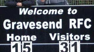 1st XV - Gravesend (A) 08/09/18