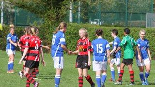 Ladies 3 v 1 Castle Colts (22 Apr 18) by David Couldridge