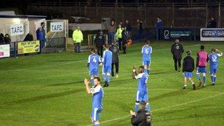 Angels 3 v 0 Sevenoaks 09oct18 Velocity Trophy R1