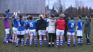 Ladies 1 v 0 Herne Bay 25nov18