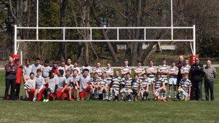 Season Opener 2016 U14 vs St. Andrews College