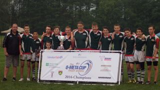 Finals U14 Boys Q-Meta Cup Sevens tournament - Champions