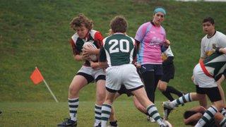 Junior Club 7s Championships - game 2 vs Oakville