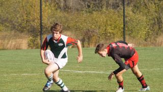 Junior Club 7s Championships - game 4 vs Oshawa