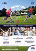 PCA Cricket Masters T20 Bash