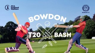PCA Cricket Masters T20 Bash