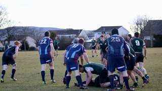 Dyce vs Huntly - 24 March 2018