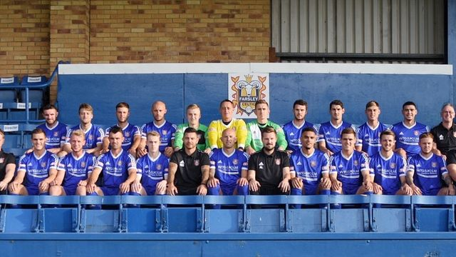 Farsley Celtic First Team