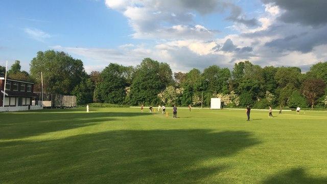 Return of cricket