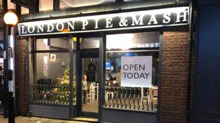 Sponsors Pie & Mash Night