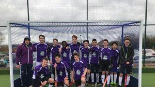 U16B 'All Stars' Progress In The Cup