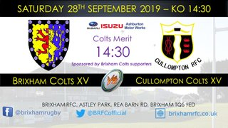 Colts Home 28-09-19