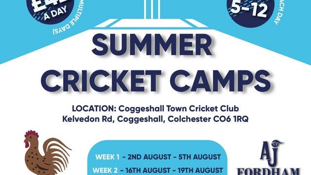 Summer camps now live to book.