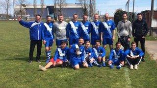 Mortimer Sunday 1st team