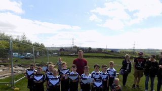 DVB Under 7's Away at Siddal